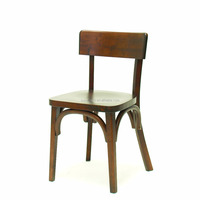 LeisureI Living Room Wooden Throne Folding Chair