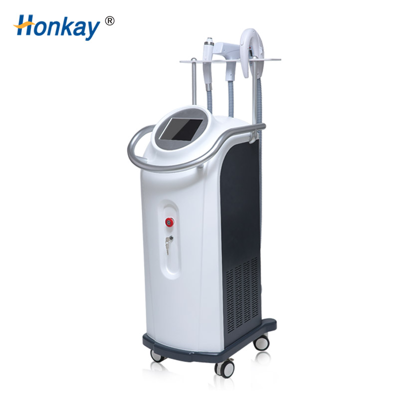 New designed hot sale SHR fast hair removal nd yag laser tattoo removal