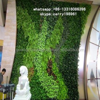 Sjzwq-03 Artificielle Vert Wall Ornementale Plantes Suspendues Pour ...
