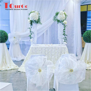 Tourgo Indoor Wedding Reception Decorations For Wedding Backdrop