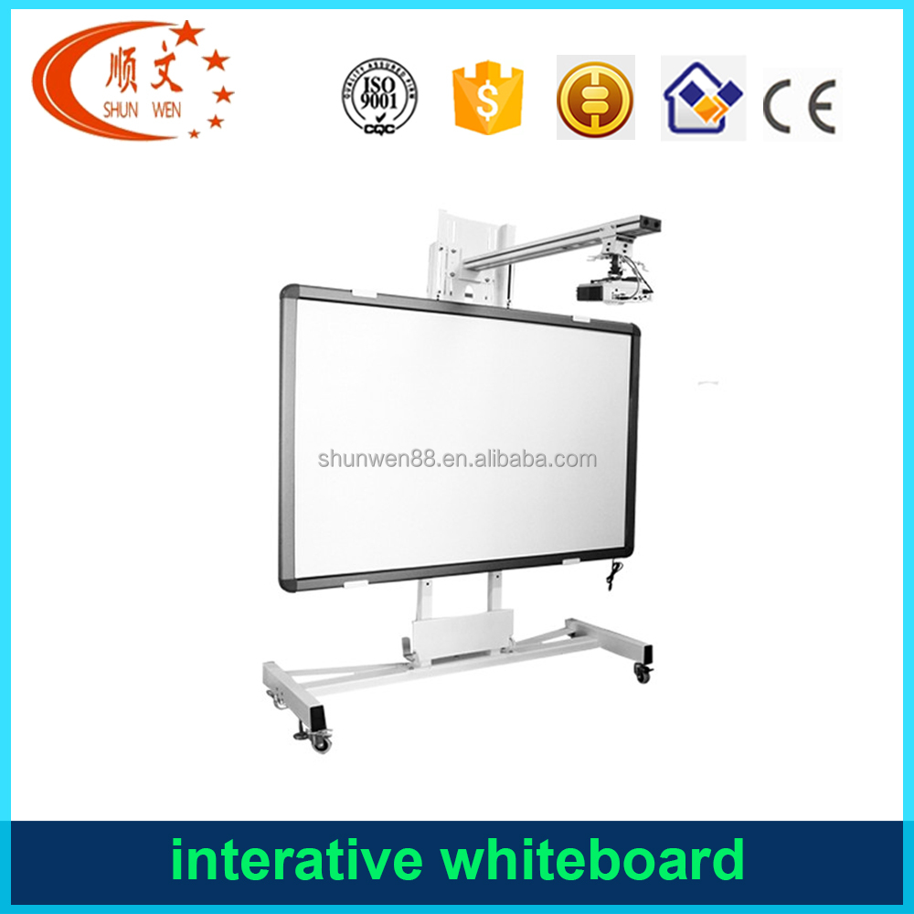 China Infrared Touch Interactive Whiteboard Classroom Smart Board ...