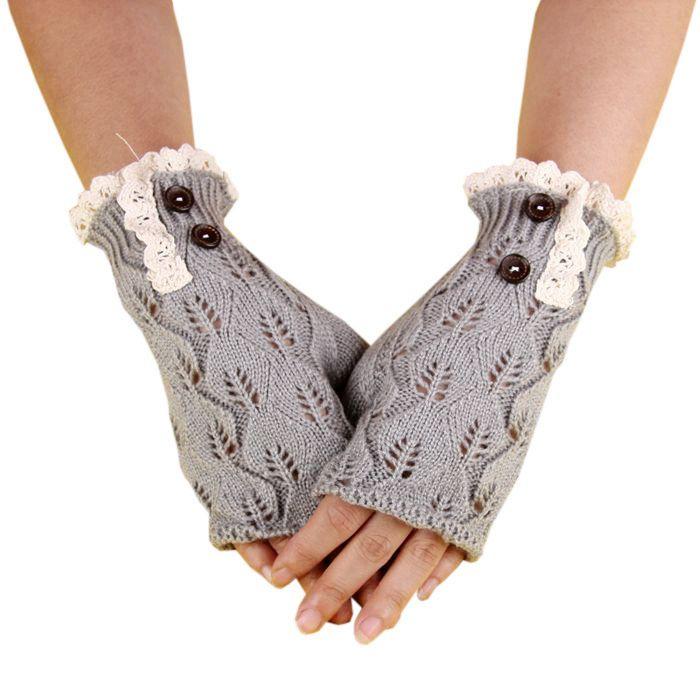 Encuentre el mejor fabricante de mitones a crochet y mitones a ...