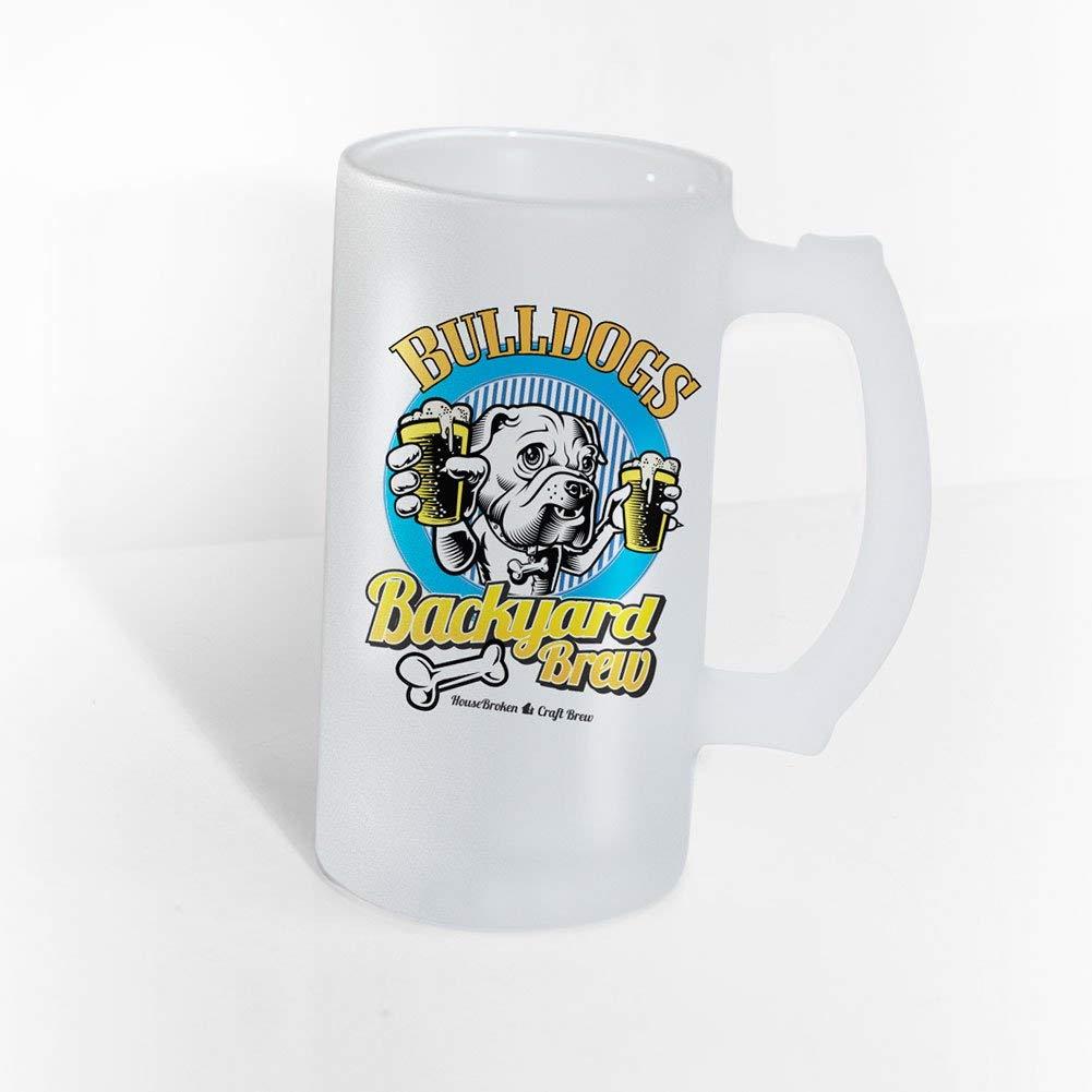 Bull Dog Craft Beer Mug
