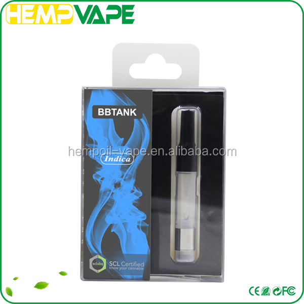 Custom Logo Slim Cbd Oil Atomizer Empty Cartridge 510 Buttonless Battery Shatter Tank 510 Oil Vaporizer Cartridge 1ml