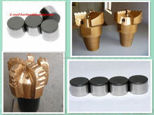 Diamond PCD cutter insert 1308 for concrete grinding,PDC cutter insert 1613 for oil well drilling bit