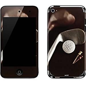 Sports iPod Touch (4th Gen) Skin - Golf Ball Close Up Vinyl Decal Skin For Your iPod Touch (4th Gen)