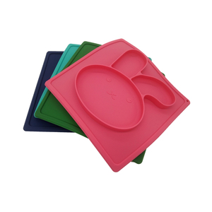 New Design Silicon Table Mat Table Mate For Kids Dining Table Mats For Home Decoration, Rubber Placemat