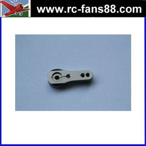 High Quality Silver 23T Half Size Metal Servo Arm for Sanwa