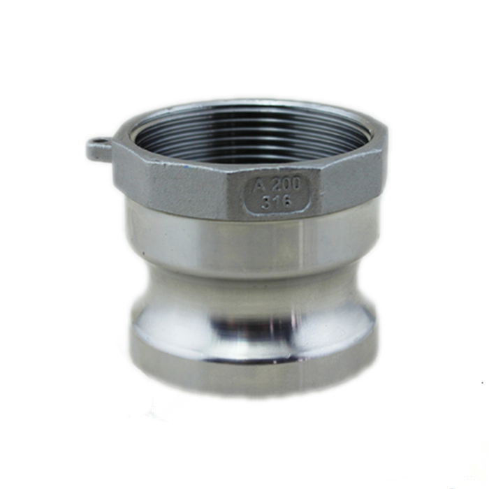 Stainless Steel 316 Camlock Coupling With Female Male NPT Thread