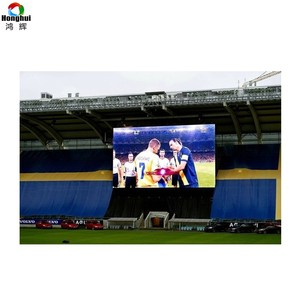 p6 small outdoor advertising led display with export hs code