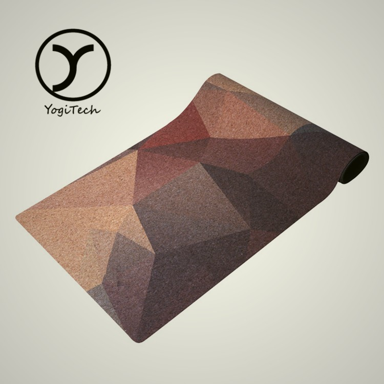 Anti-Tear fancy Eco-Friendly Absorbent Antimicrobial 6mm yoga mat tpe