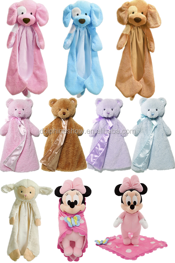Fashion Lovely Baby Sleeping Bag Soft Plush Stuffed Sheep Toy Baby