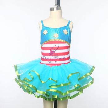 Peacock Tutu Dress