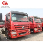 High quality used tractor truck SINO Truck Howo for sale