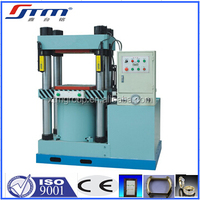 CE/ISO XTM brand TDK series four-column single-acting upper displacement hydraulic press machine manufacturer