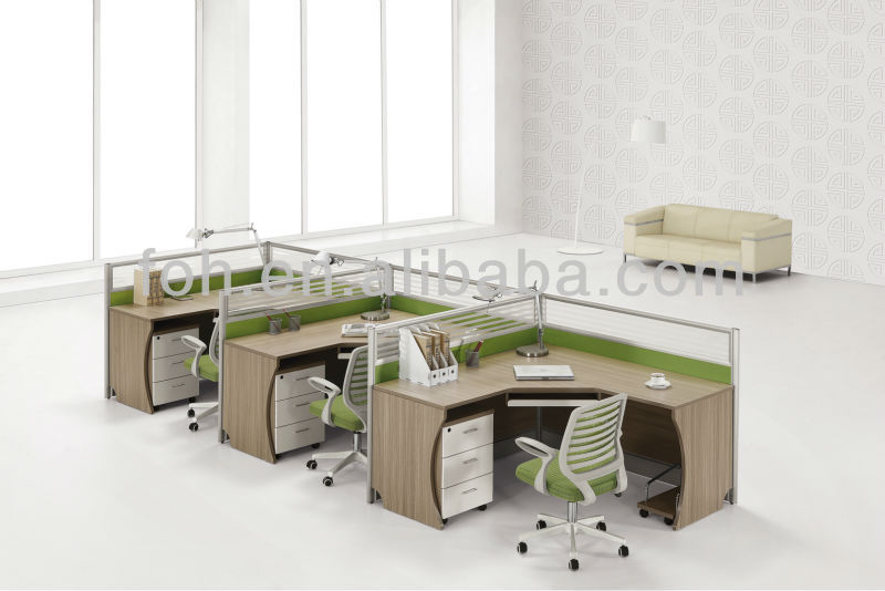 modern office furniture computer workstation office layout solution rh alibaba com Dual Workstation Computer Furniture Cherry Dual Workstation Computer Furniture Cherry