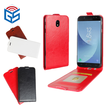the latest 59232 617ca 2018 New Crazy Horse Premium Pu Leather Flip Cover Case For Samsung Galaxy  J5 2017 J530f / J5 Pro J530y - Buy 2018 New,J5 Pro,Flip Cover For Samsung  ...