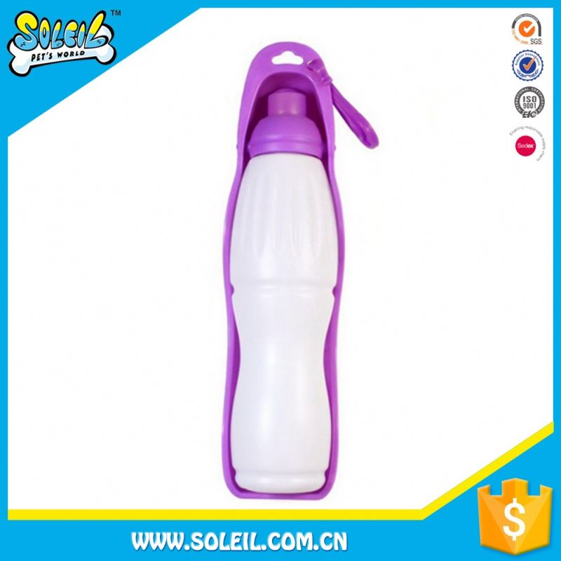 Special Design Pet Plastic Water Bottle For Dogs