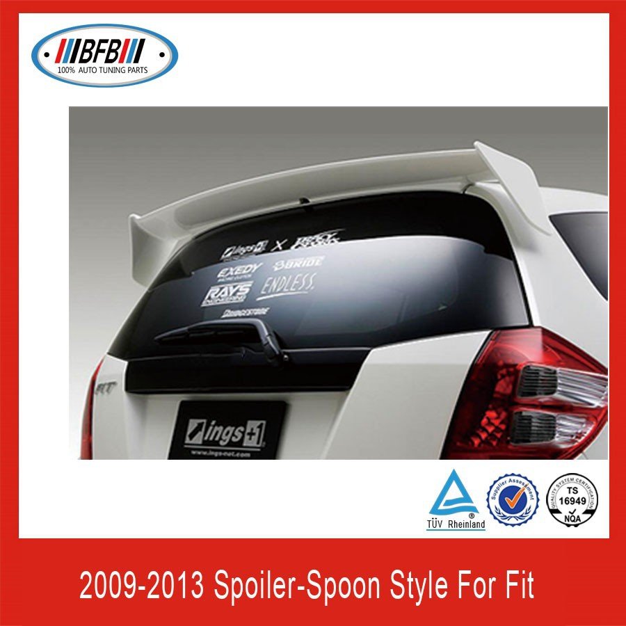 CAR ROOF SPOILER FOR HONDA FIT JAZZ 09-13