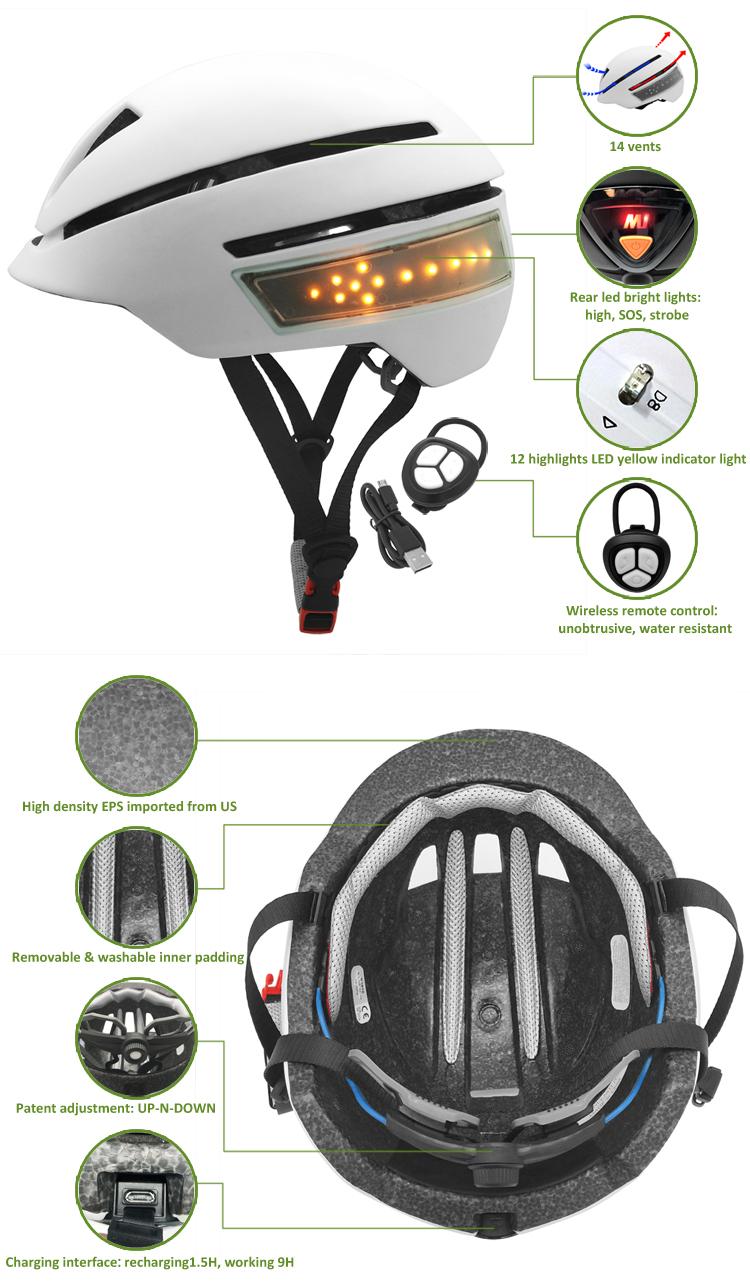 Bicycle Helmet Light Led 10