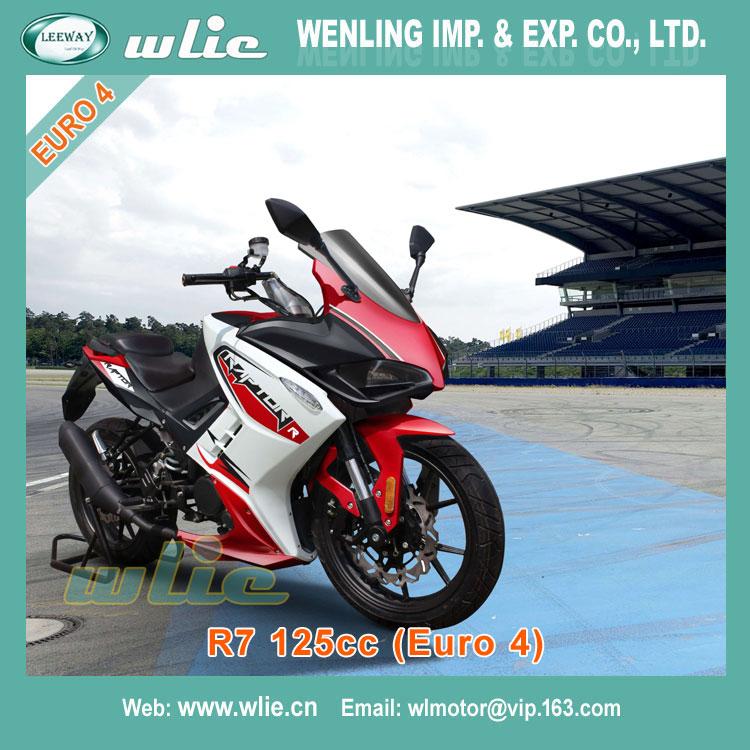 Motosikletler 125 küptür. Hafif motosikletler: fotoğraf, fiyatlar 50