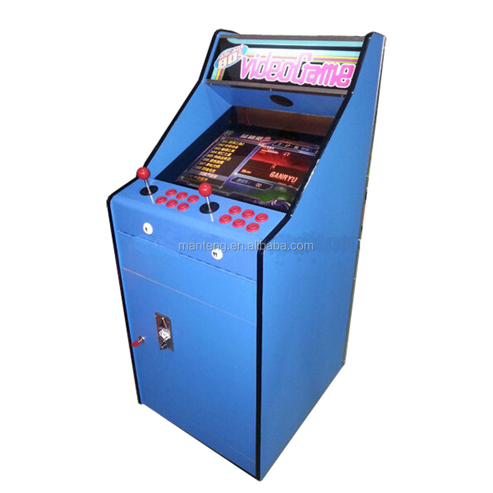 1942 Arcade Cabinet Red Wooden Cabinet Machinearcade Machinecoin Operated Machine