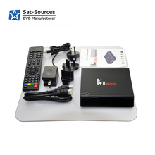 KII PRO Amlogic S905 Quad Core 2 GB RAM 16 GB ROM Android <span class=keywords><strong>DVB</strong></span> S2 <span class=keywords><strong>T2</strong></span> Combo <span class=keywords><strong>Ontvanger</strong></span>