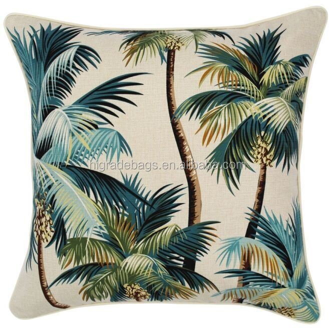 Spiral Piano Bedding beach tree Cushion cover pillow