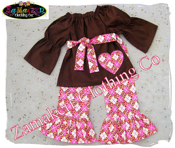 Kids Girls Clothing Baby Cotton Frocks Designs With Hand ...