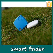 New Style Led Promotional Items ABS Ble 4.0 Ibeacon Anti Lost White Key Finder With App
