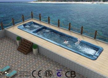 Fiberglass swimming spa 10 meter pool for high end hotel - Length of swimming pool in meters ...