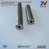 OEM Custom truck part, Stainless steel pipe fitting CNC machining parts