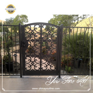Wrought Iron Craft Gate Wrought Iron Craft Gate Suppliers And
