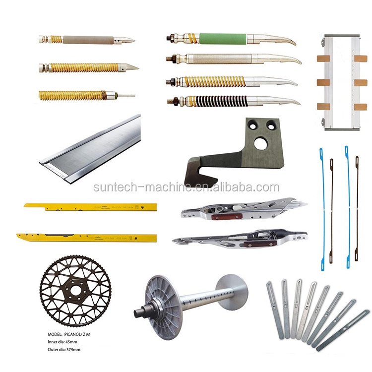 Manufacturer Supply Textile Machinery Spare Parts Rapier Loom For Loom -  Buy Rapier Loom Parts,Textile Machinery Parts,Textile Machinery Spare Parts