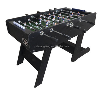 5ft Hand Football Game Table, Adjustable Table Soccer Game
