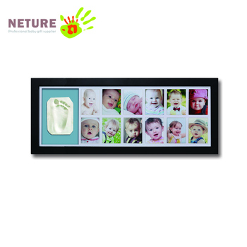 Baby Clay Craft 12 Months Frame Kit - Buy Clay Craft,Canvas Frame ...