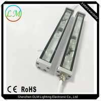 High Brightness DC24V 640-700lm Lumen outdoor ip65 led wall washer light