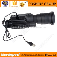 Rongland NV-760D + Infrared Night Vision IR Monocular Telescópios 7x60 W/Sony CCD