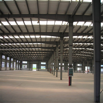 Factory Industrial Shed Design With Picture Steel H Beam Structure
