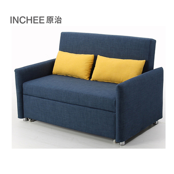 Heavy Duty Fabric 2 In 1 Sofa Beds