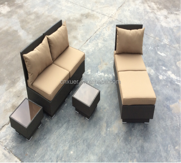 Online shop china alibaba pe rattan home casual outdoor furniture