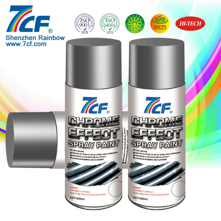 Car Spray Paint Colors Of Chrome With A Good Price