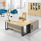 luxury wooden office table executive ceo desk manager office desk