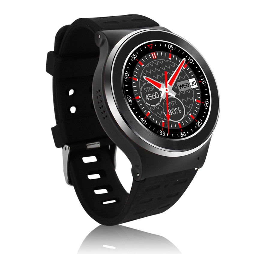 Hot sales android 3g smartwatch S5 heart rate monitor watch