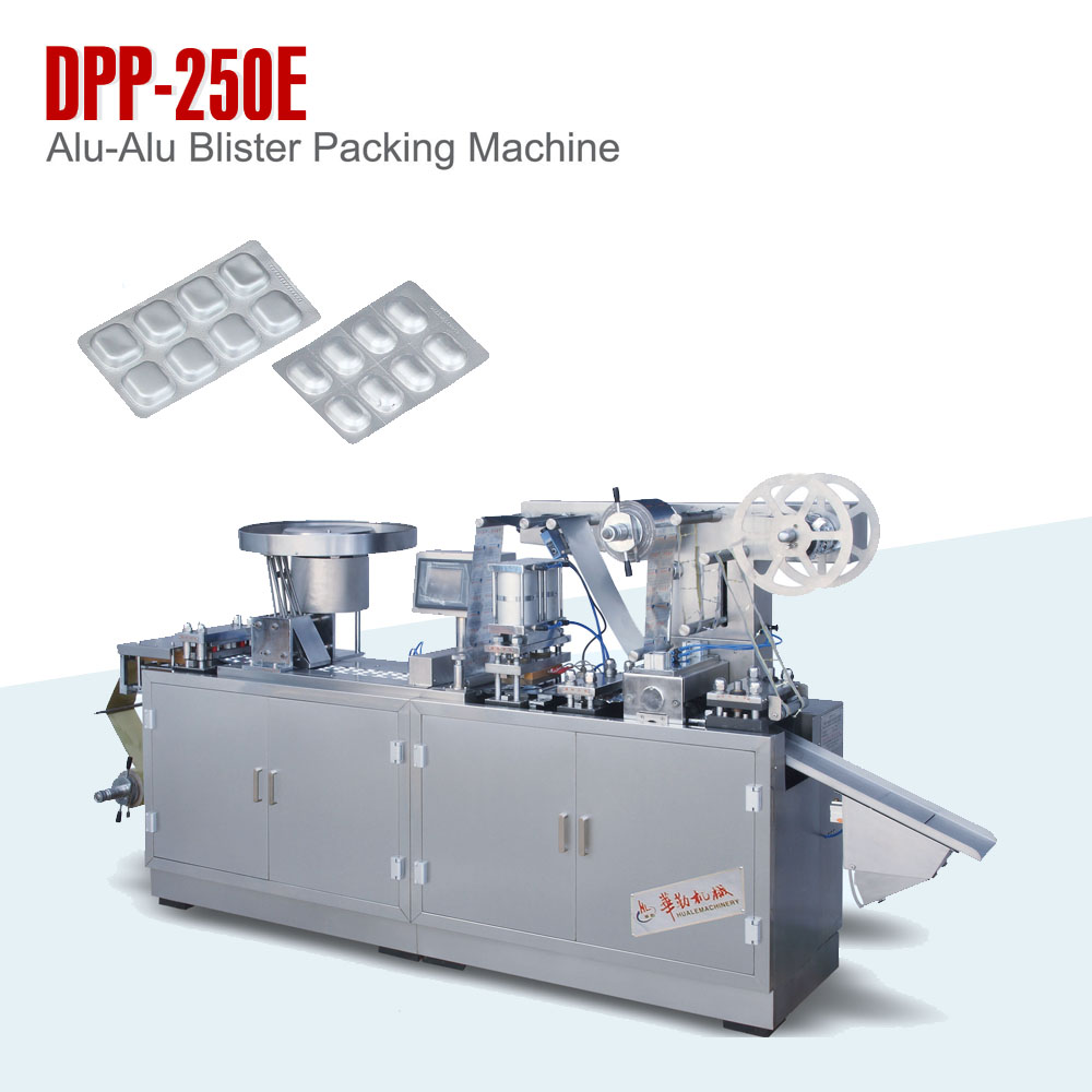 Cold Seal Aluminum Foil Blister Packaging Machine Price