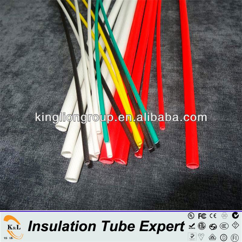 Kinglion fire and heat resistance fiberglass sleeving