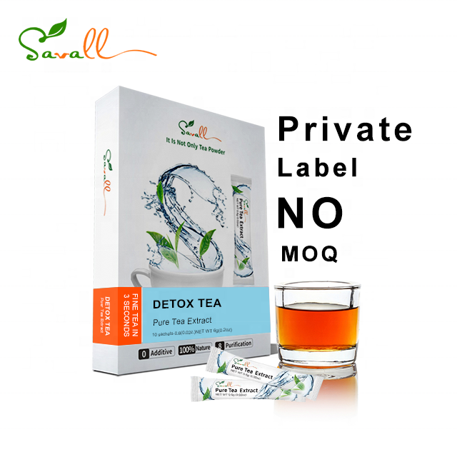 Savall 28 day slim herb fit tea herbal slimmed wais tea Flat tummy skinny fit Detox tea Caffeine free China sliming herb - 4uTea | 4uTea.com