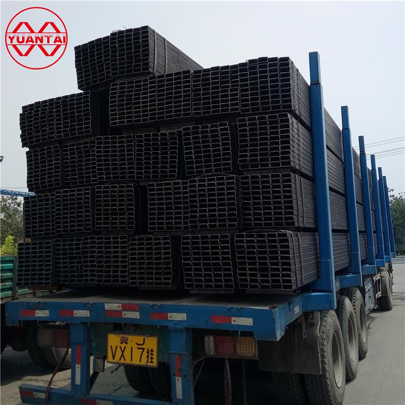 HOT DIPPED GALVANIZED RECTANGULAR CARBON IRON STEEL PIPE MAKING MACHINE