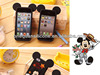 Disney silicon cover case for iphone 4, for Iphone5
