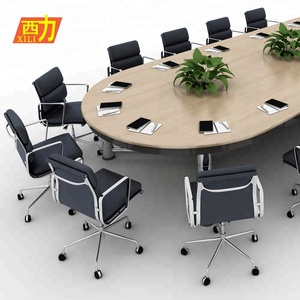 Chinese Modern Meeting Room Conference Table